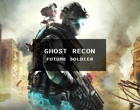 Ghost Recon Future Soldier, fighter poster